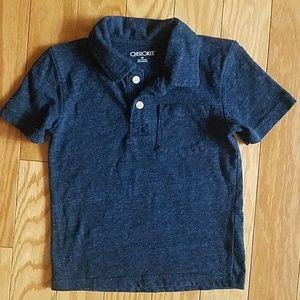 Boys 4T collared shirt